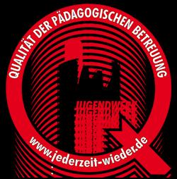 Logo Qualität der pädagogischen Betreuung