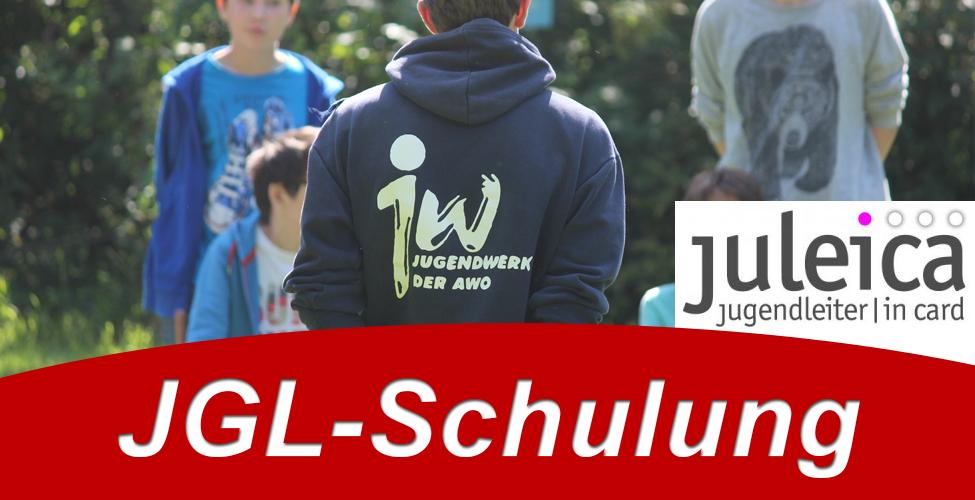 Button zurAnmeldung für die JGL-Schulung